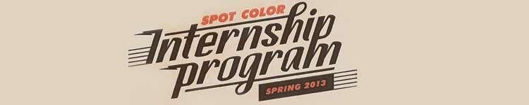 Spring 2013 Internship