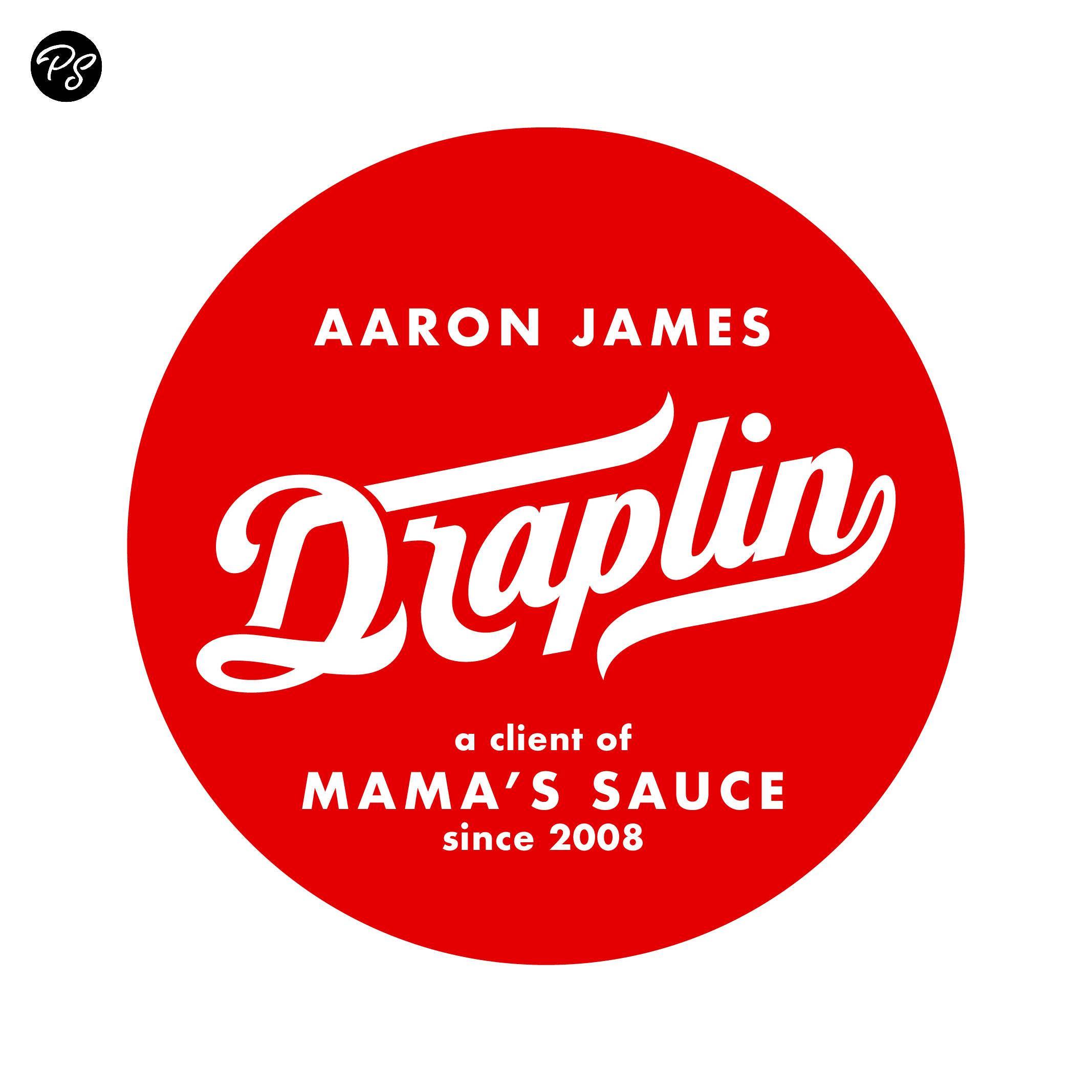 Draplin x Mama's Sauce Logo Inspiration