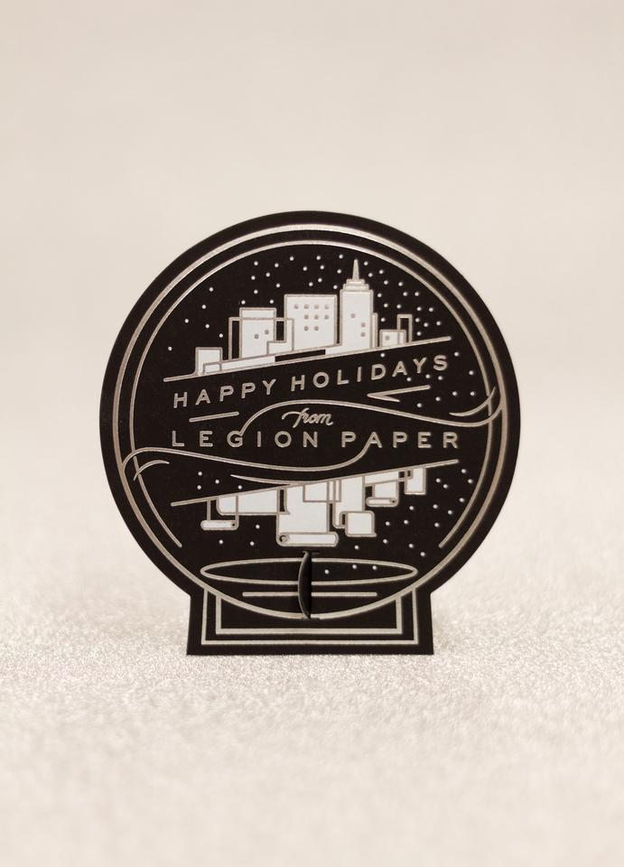 Legion Paper Holiday Ornament