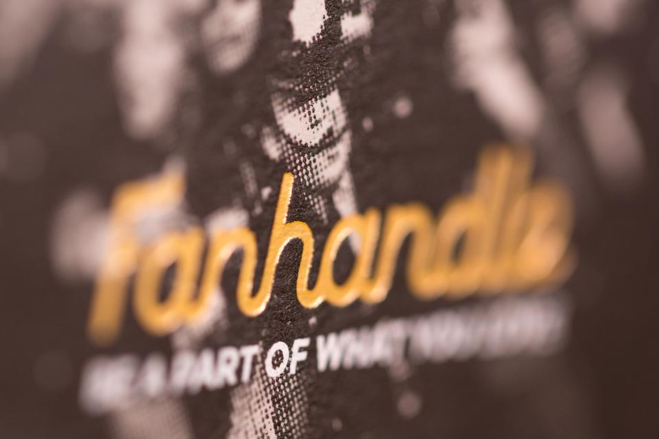 Fanhandle Business Cards