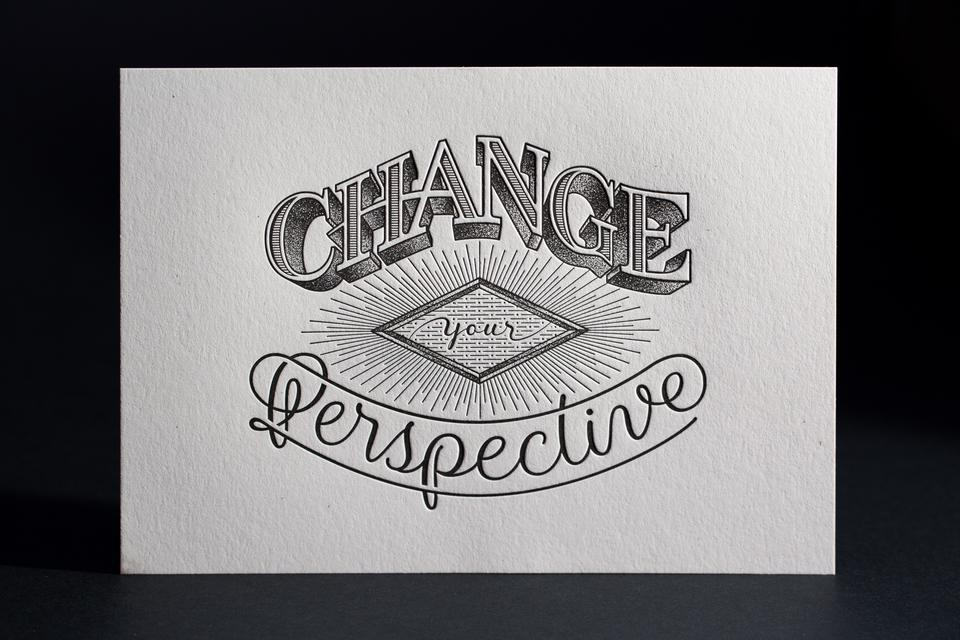Change Your Perspective Print
