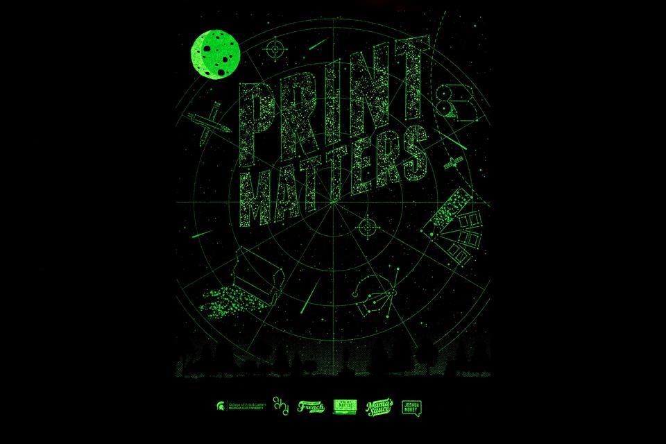 Print Matters MSU Poster