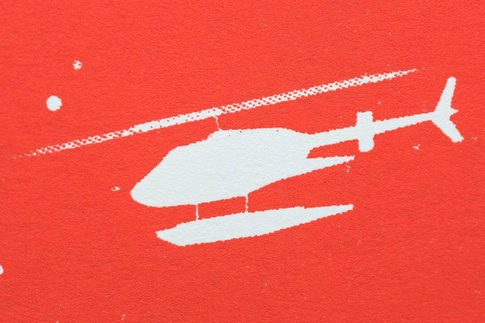 David Moscati The Thing Poster & Handbill