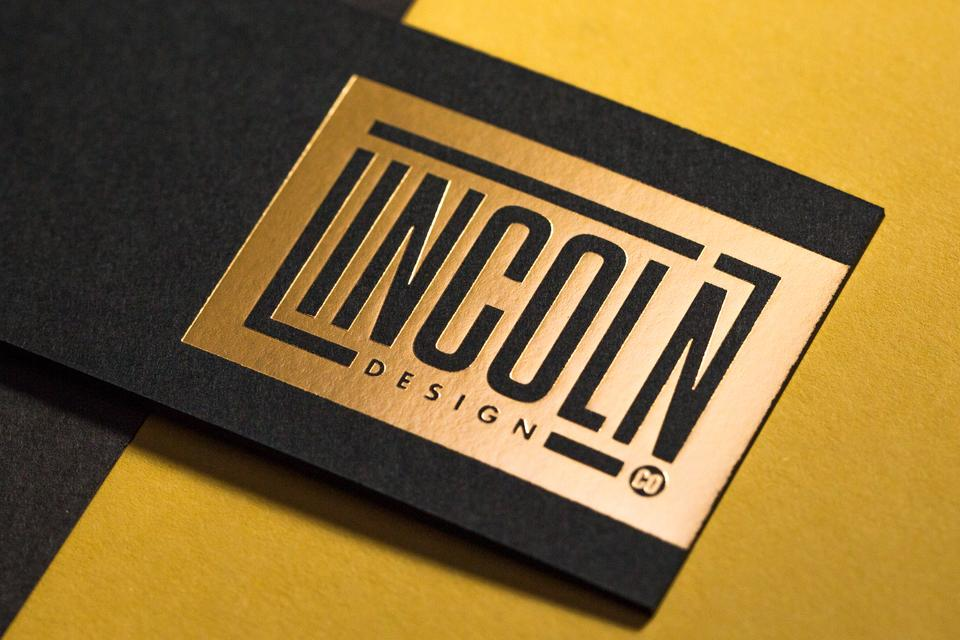 Lincoln design co business cards mamas sauce lincoln design co business cards reheart Image collections
