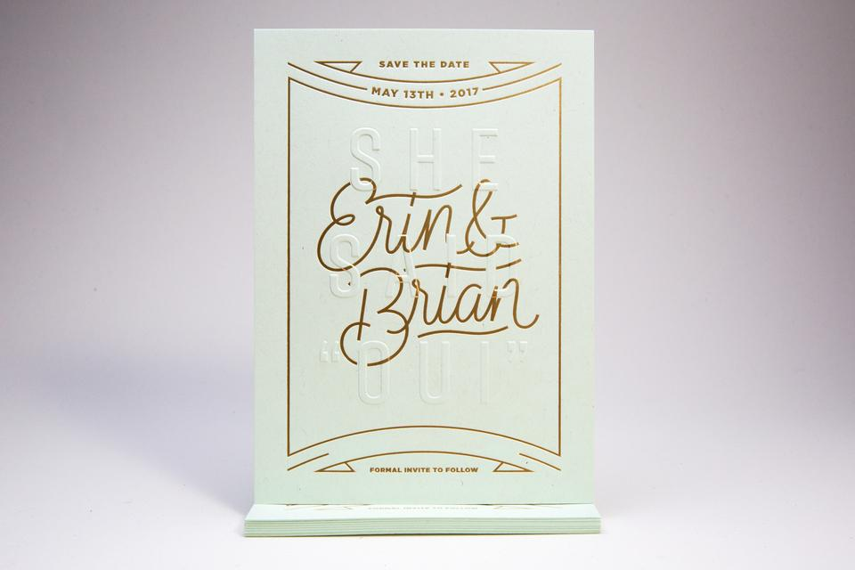 Brian French Save the Dates