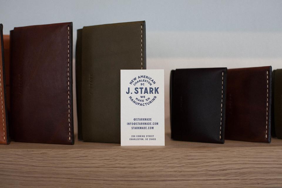 J. Stark Hang Tags & Business Cards • Mama\'s Sauce