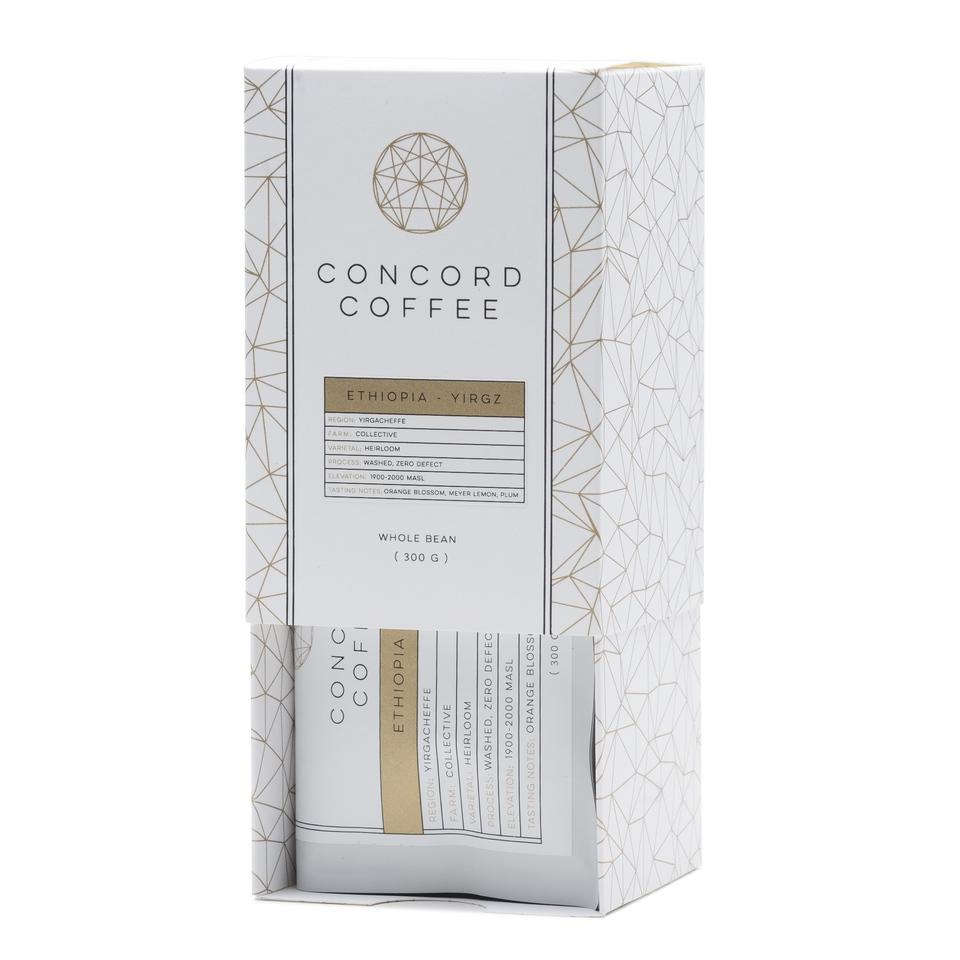Concord Coffee Packaging