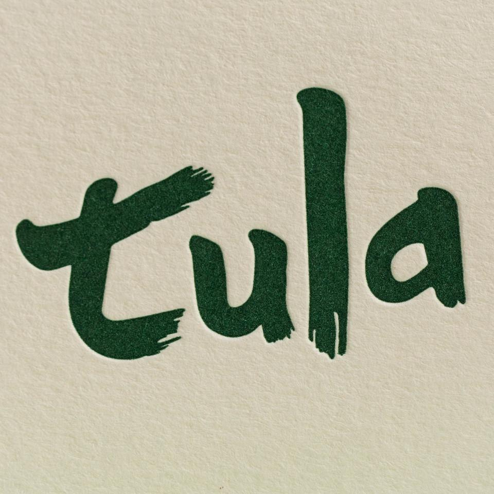 Tula's Business Cards and Hang Tags