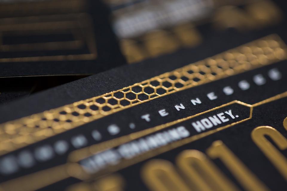 Bee 901 Co.'s Honey Labels