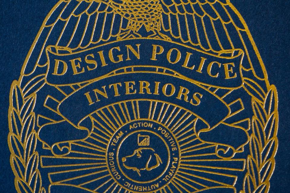 CID Design Uniform Ticket Book